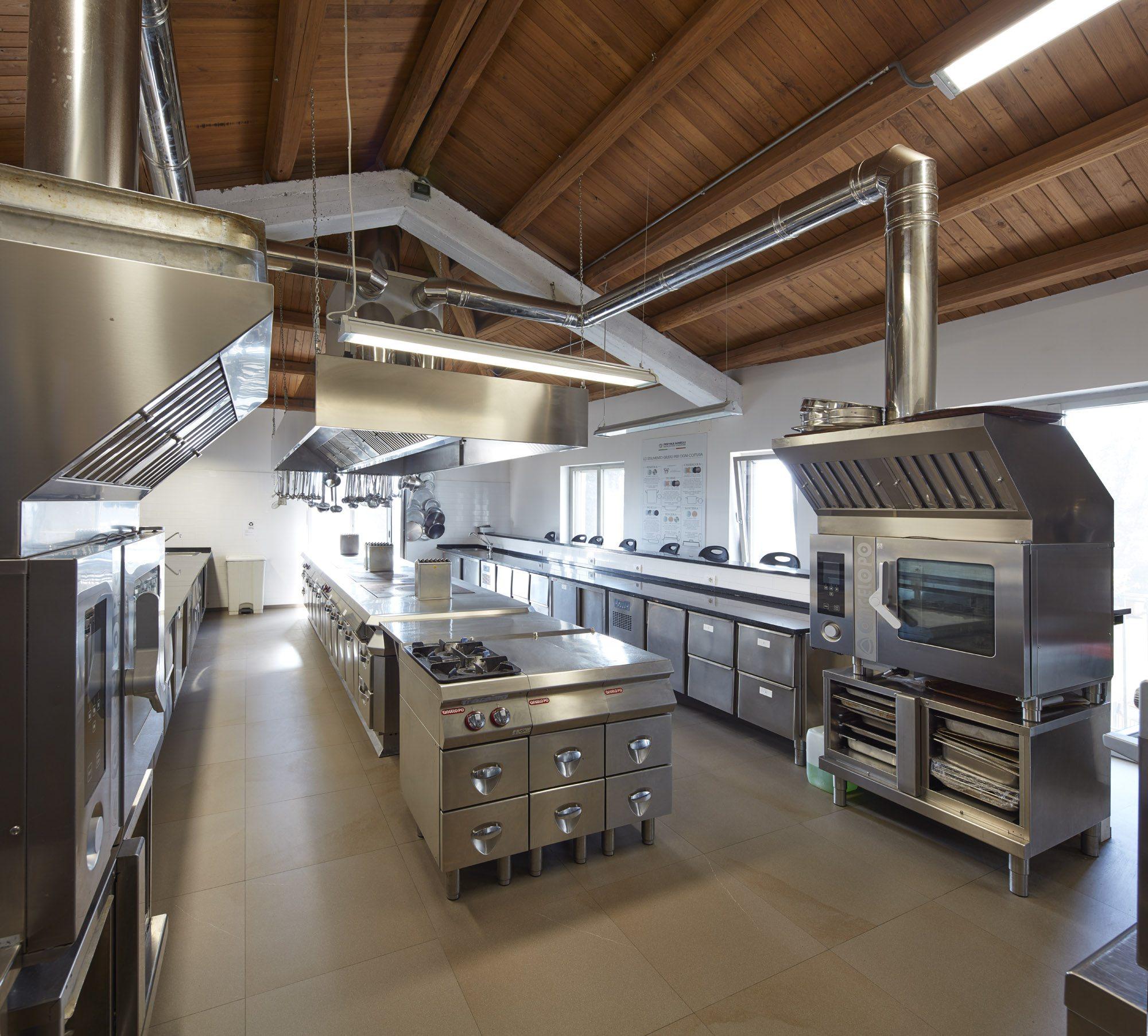 La cucina di Niko Romito Formazione