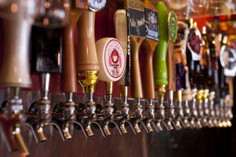 Beer Attraction: fotografie di macchinari per spillare la birra