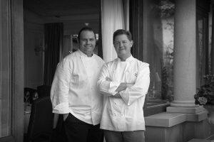 Fotografia Da Vittorio degli chef Bobo e Chico