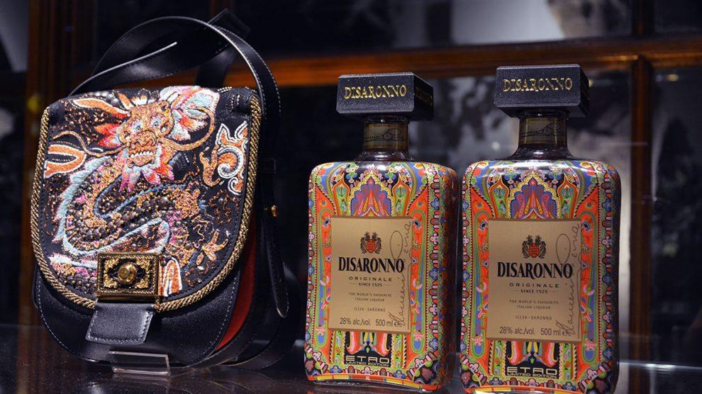 Fotografia della bottiglia Disaronno Limited Edition