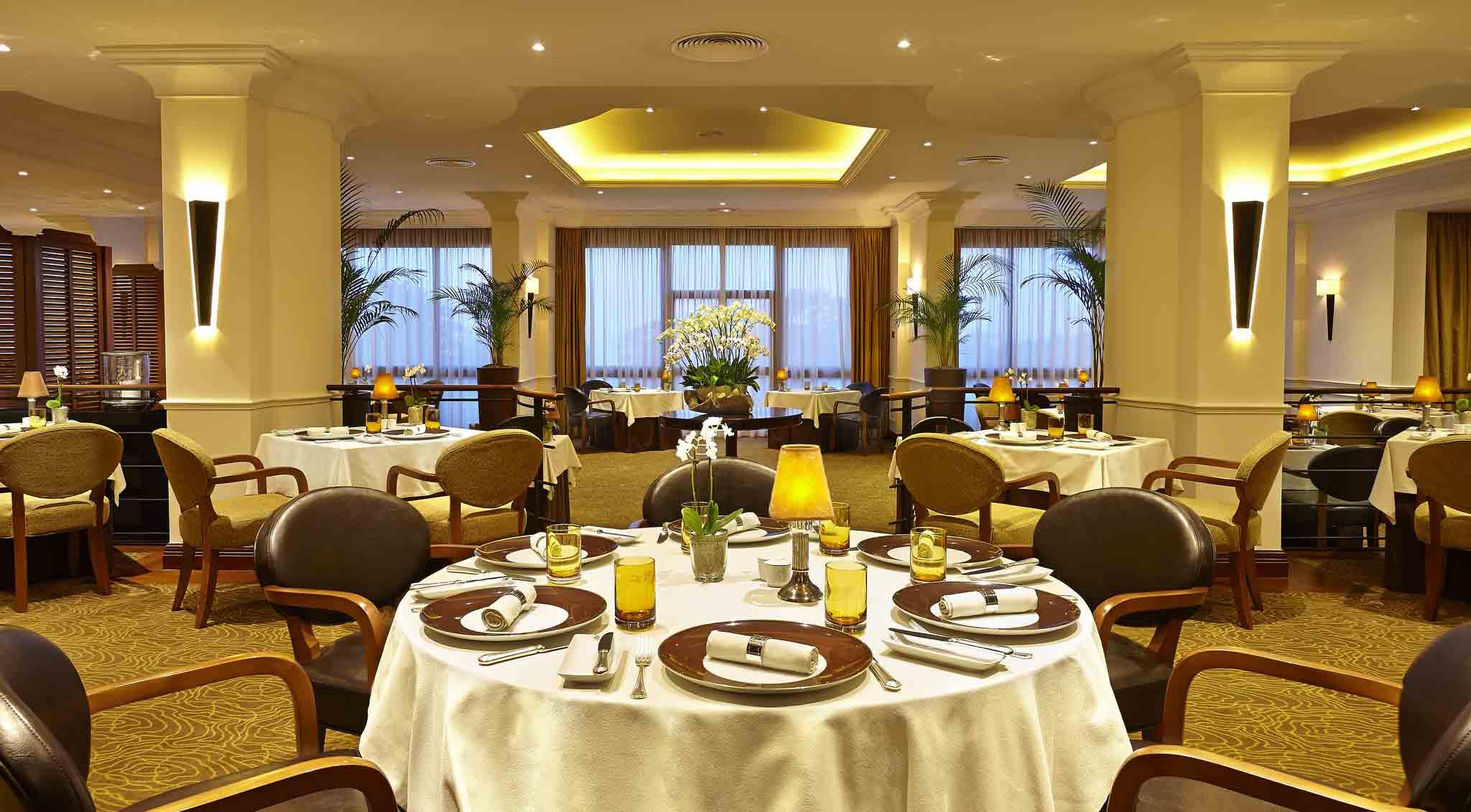 Foodie;: sala del ristorante Gallo d'Oro