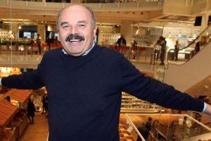Oscar Farinetti, patron di Eataly