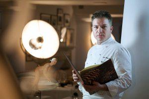 Fotografia dello chef del ristorante L'Olivo