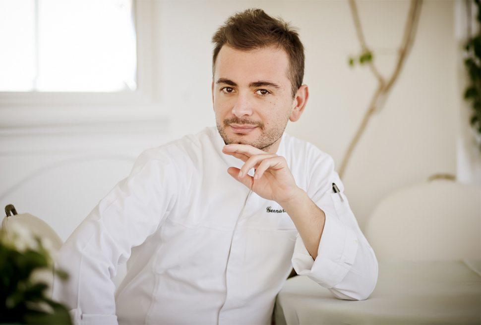 Gennaro Russo, chef del ristorante La Sponda