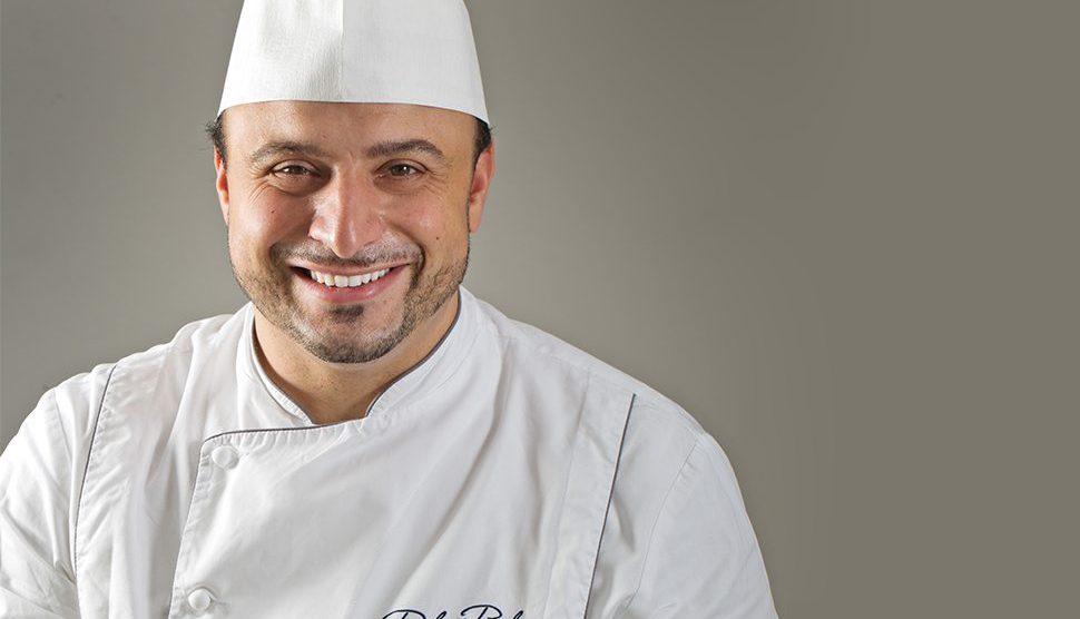 Roberto Allocca, lo chef del Relais Blu
