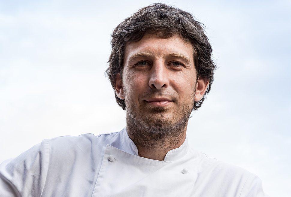 Massimiliano Musso, lo chef.