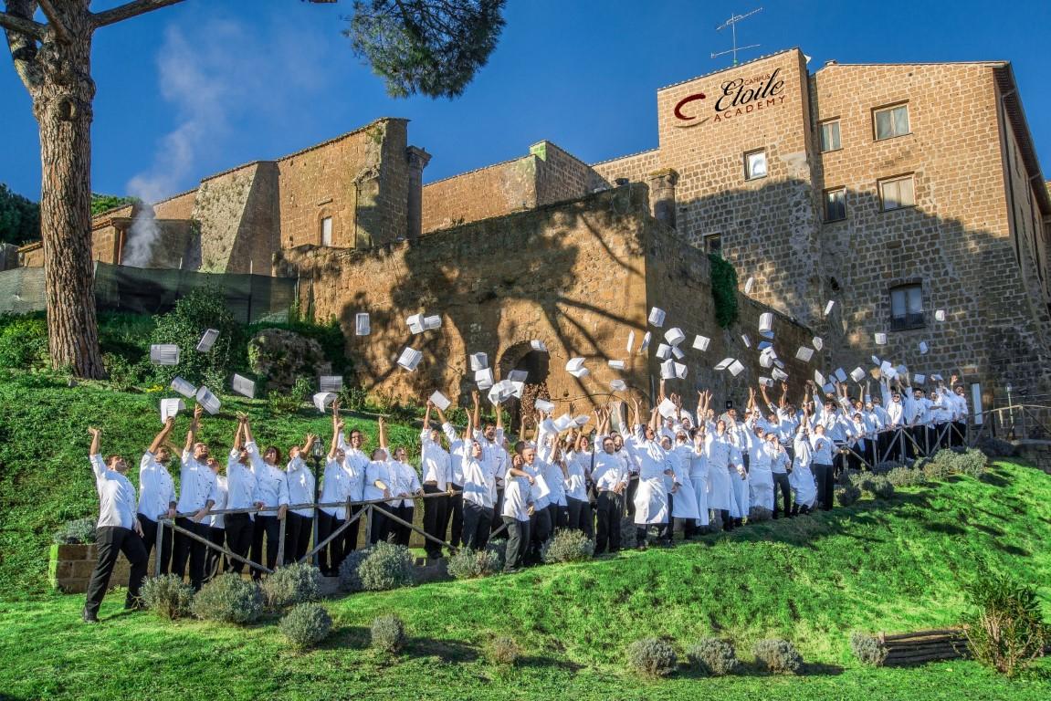 Scuola di cucina a Tuscania, vista esterna