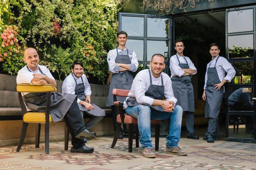 The Corner - Lo staff - foto Andrea Di Lorenzo