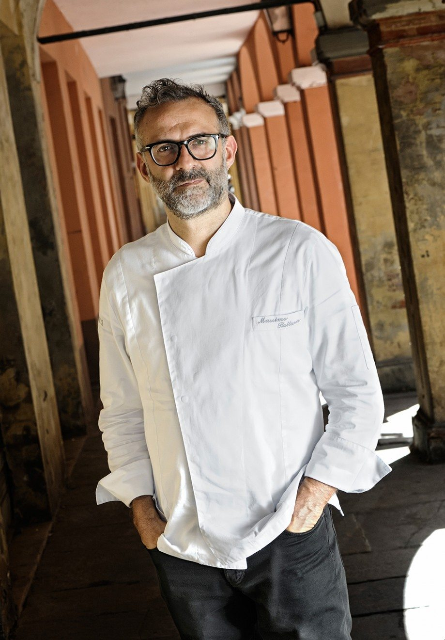 Massimo Bottura - Foto Paolo Terzi