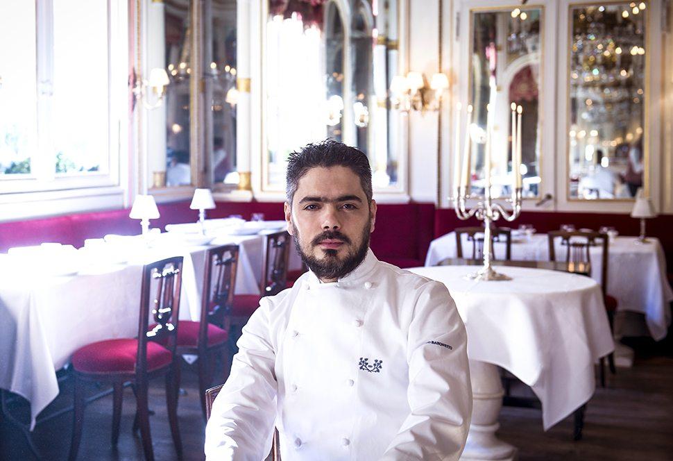 Ristorante Del Cambio - Lo chef Matteo Baronetto
