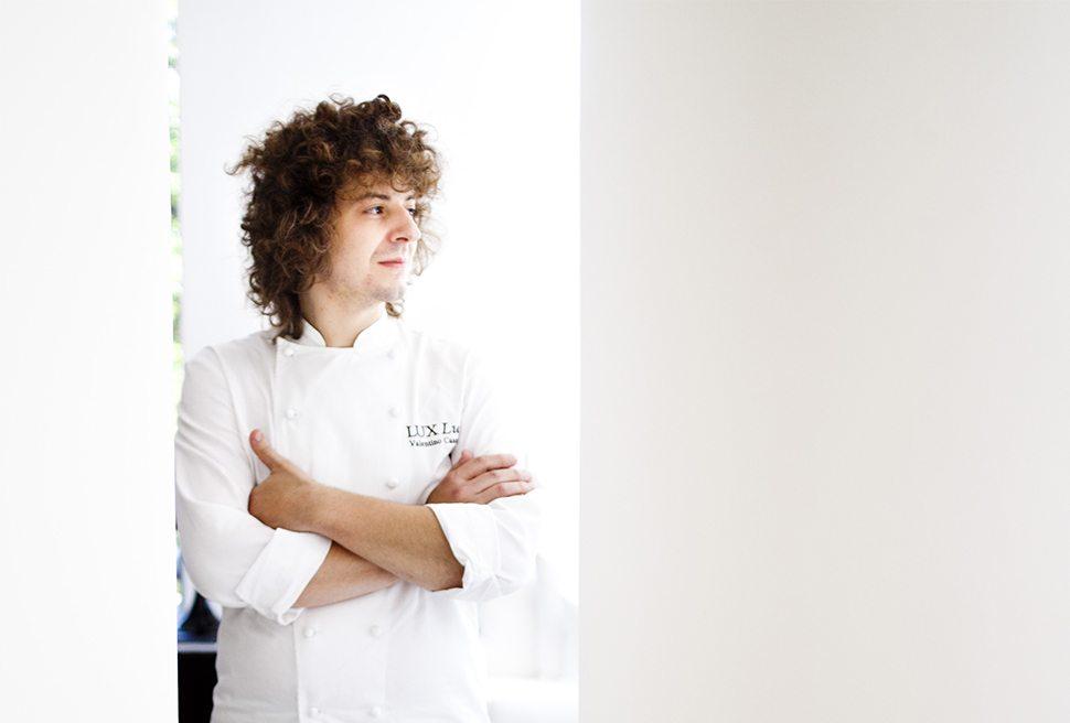 Valentino Cassanelli, lo chef