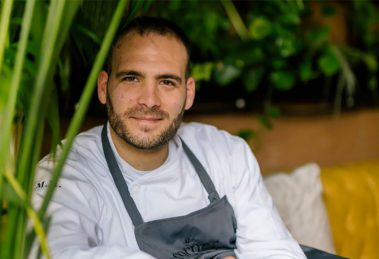 Marco Martini, lo chef.