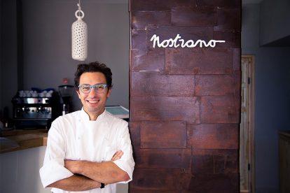 Stefano Ciotti, lo chef del Nostrano.