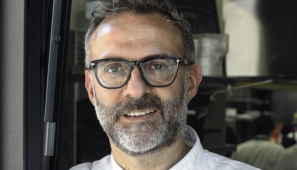 Massimo Bottura, il grande chef dell'Osteria Francescana (ph. Paolo Terzi).
