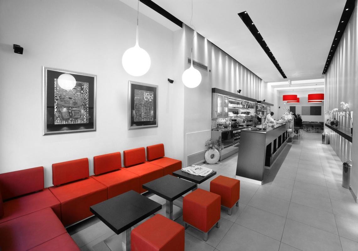 Ristoranti Gourmet in Salento, l'interno di 300mila Lounge