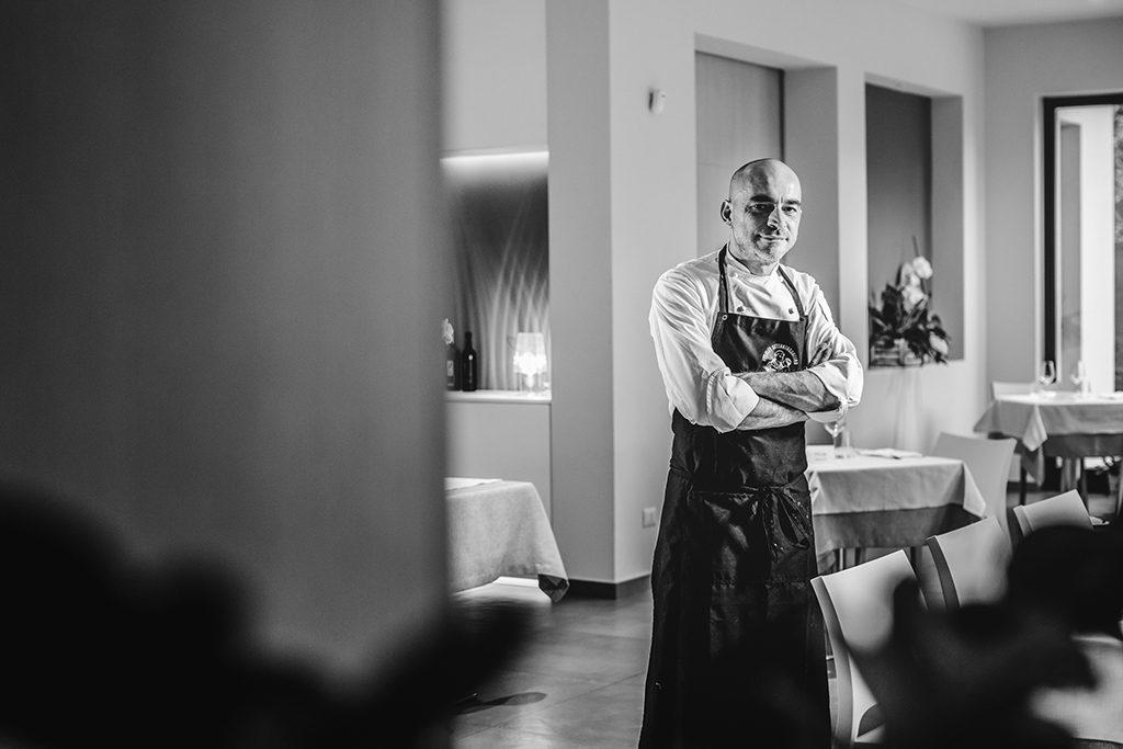 Leonardo Marongiu ristorante hub nuova cucina sarda
