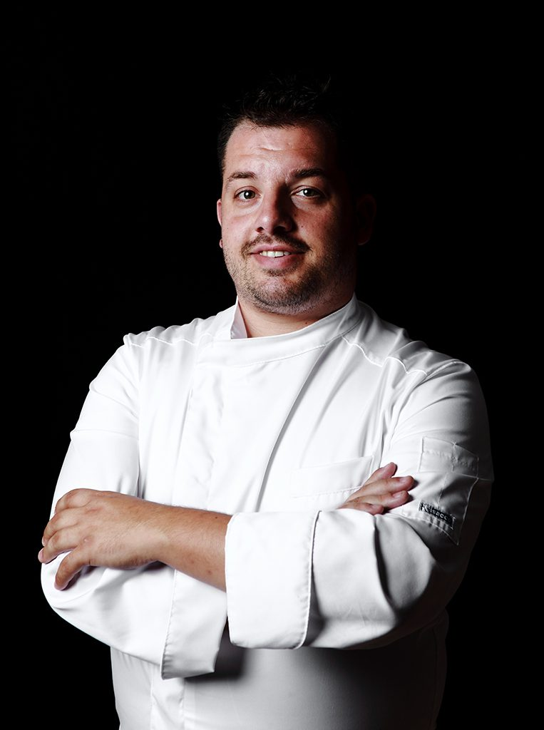 Salvatore Camedda ristorante Somu nuova cucina sarda