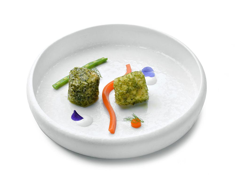 piatto ristorante sensi amalfi